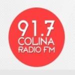 Logo da emissora Radio Colina 91.7 FM