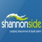 Logo da emissora Shannonside 97.2 FM