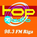 Logo da emissora Top Radio 91.9 FM