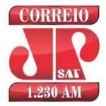 Logo da emissora R�dio Jovempan 1230 AM