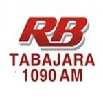 Logo da emissora R�dio Bandeirantes Tabajara 1090 AM