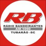 Logo da emissora Rádio Bandeirantes Tabajara 1090 AM