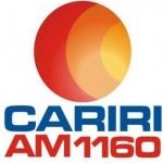 Logo da emissora R�dio Cariri 1160 AM