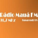 Logo da emissora Rádio Mauá 91.7 FM
