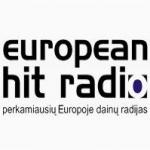 Logo da emissora European Hit Radio 99.7 FM