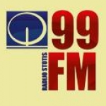 Logo da emissora FM99 (Alytaus Radijas)