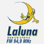 Logo da emissora Laluna 94,9 FM