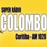 Logo da emissora R�dio Super Colombo 1020 AM