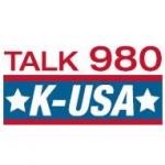 Logo da emissora Radio KBBO 980 AM