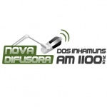 Logo da emissora R�dio Nova Difusora 1100 AM