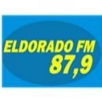 Logo da emissora Rádio Eldorado 87.9 FM