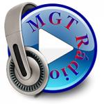 Logo da emissora MGT Rádio Sertanejo Romântico