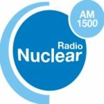 Logo da emissora Radio Nuclear 1500 AM