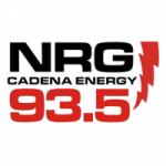 Logo da emissora Radio Cadena Energy 93.5 FM