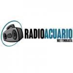Logo da emissora Radio Acuario 102.1 FM