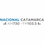 Logo da emissora Radio Nacional 730 AM 103.5 FM