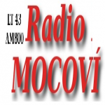 Logo da emissora Radio Mocovi 800 AM