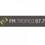 Logo da emissora Radio Tr�pico 97.7 FM