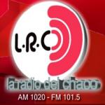 Logo da emissora Radio LRC Radio 1220 AM