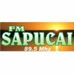 Logo da emissora Radio Sapucai 89.5 FM