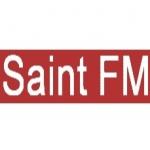 Logo da emissora Radio Saint 93.1  FM