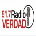 Logo da emissora Radio Verdad 91.7 FM