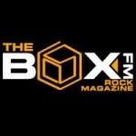 Logo da emissora Radio The Box Fm