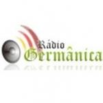 Logo da emissora R�dio Germ�nica