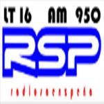 Logo da emissora Radio Sáenz Peña 950 AM