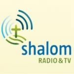 Logo da emissora Radio Shalom 94.5 FM