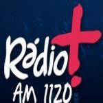 Logo da emissora Rádio Mais 1120 AM