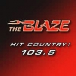 Logo da emissora Radio KHSL 103.5 FM