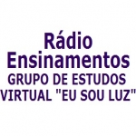 Logo da emissora Rádio Eu Sou Luz