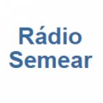 Logo da emissora Rádio Semear