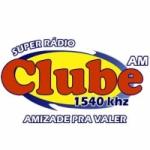 Logo da emissora Rádio Clube 1540 AM