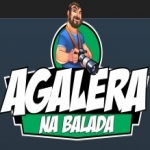 Logo da emissora Webrádio A Galera na Balada