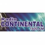 Logo da emissora Radio Continental 1600 AM