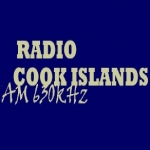 Logo da emissora Radio Cook Islands 630 AM
