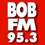 Logo da emissora Radio WBPE Bob 95.3 FM