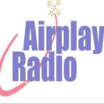 Logo da emissora Airplay Radio 105.7 FM
