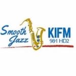 Logo da emissora Radio KIFM 98.1 FM