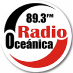 Logo da emissora Radio Oceánica 89.3 FM