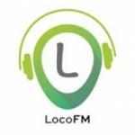 Logo da emissora LOCO 107.2 FM