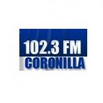 Logo da emissora Radio La Coronilla 102.3 FM