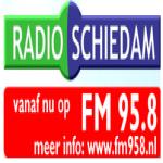 Logo da emissora Radio Schiedam 95.8 FM