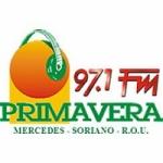 Logo da emissora Radio Primavera 97.1 FM