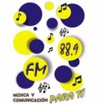 Logo da emissora Radio FM Musica 88.9