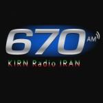 Logo da emissora Radio KIRN 670 AM