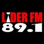 Logo da emissora Radio Lider 89.1 FM