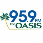 Logo da emissora Radio KJJZ 95.9 FM